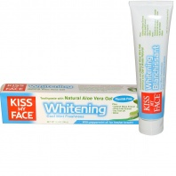 Kiss My Face Whitening Gel Toothpaste